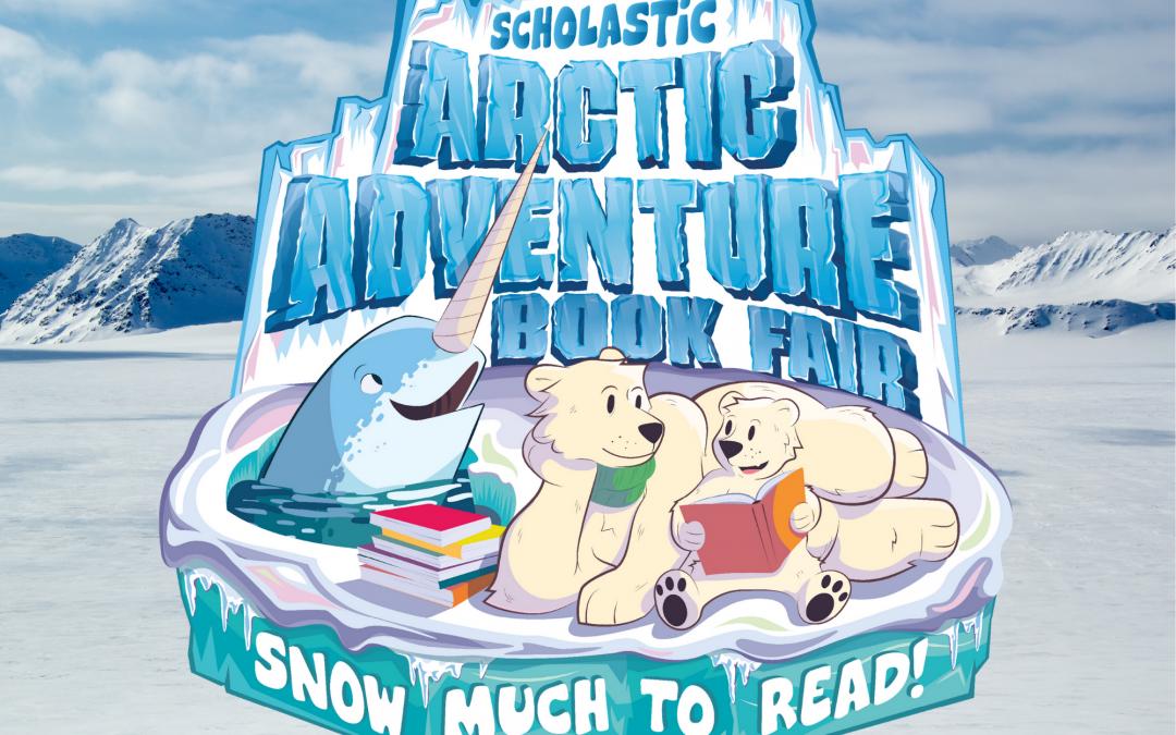 Scholastic Book Fair Begins Tuesday, 2/16!
