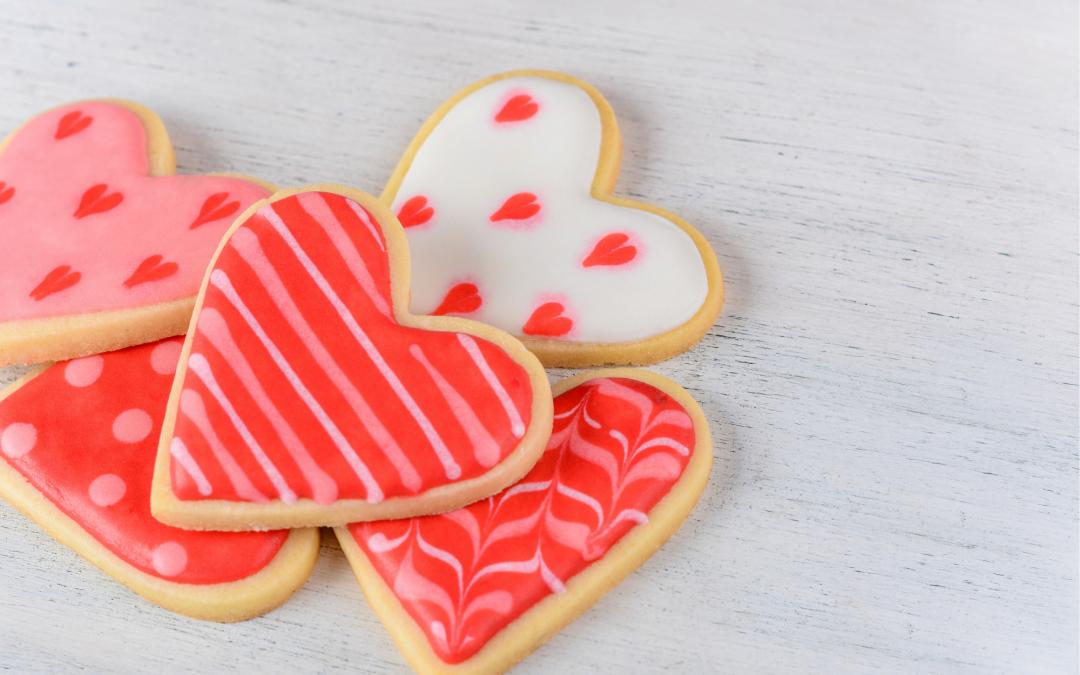 Valentine's Day Cookie Sale