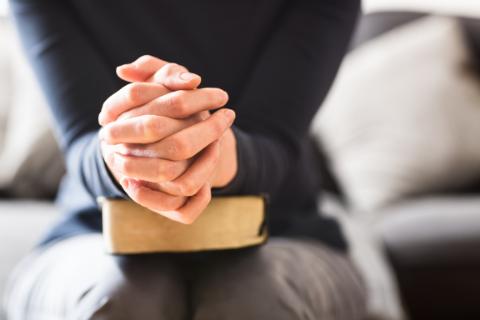 School-Wide Prayer Event